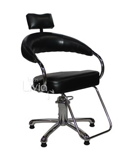 Cadeira Hatten Dalia Fixa Preto Facto