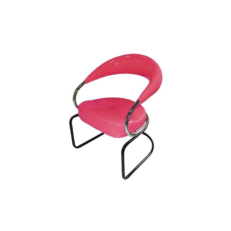 Cadeira Hatten Redonda Duda Pink