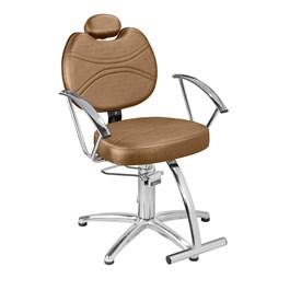 Cadeira Marri Vitória Reclinável Capuccino