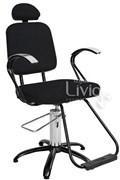 Cadeira Status Pop Plus Fixa Preto Factor