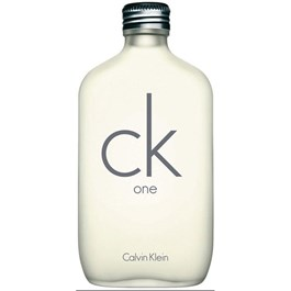 Calvin Klein CK One Unissex Eau de Toilette 50 ml