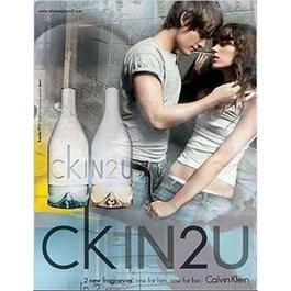 Calvin Klein Ckin2U Masculino Eau de Toilette 50 ml