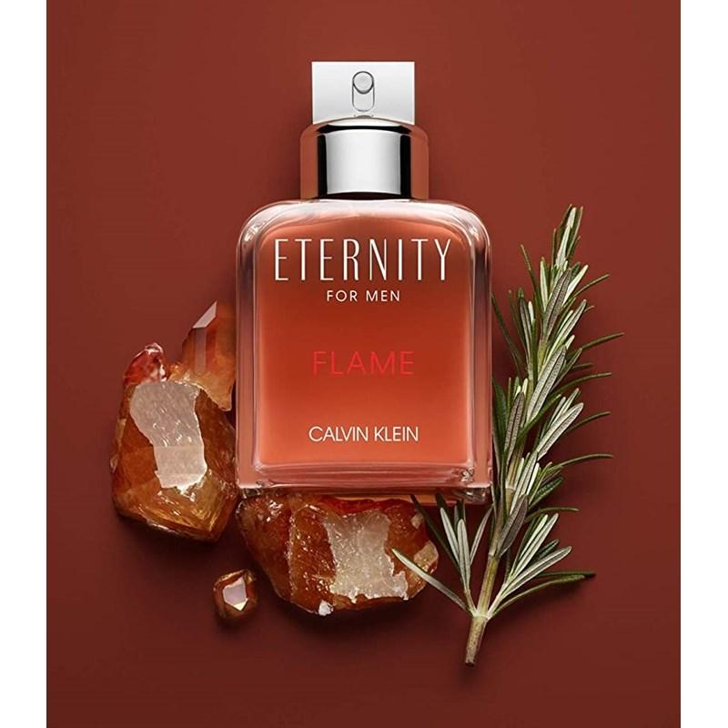 Calvin Klein Eternity Flame Masculino Eau de Toilette 50 ml
