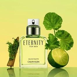 Calvin Klein Eternity Masculino Eau de Toilette 50 ml