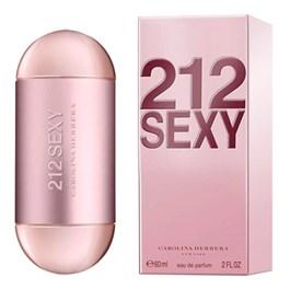 Carolina Herrera 212 Sexy Feminino Eau de Parfum 60 ml