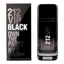 Carolina Herrera 212 Vip Black Masculino Eau de Parfum 100 ml