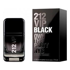 Carolina Herrera 212 Vip Black Masculino Eau de Parfum 50 ml