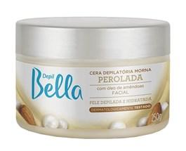 Cera Depilatória Depil Bella Facial 250 gr Perolada