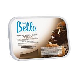 Cera Quente Depil Bella 500 gr Negra