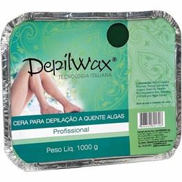 Cera Quente Depilwax 1 Kg Algas