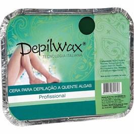 Cera Quente Depilwax 450 gr Algas