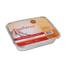 Cera Quente Depilwax 450 gr Natural