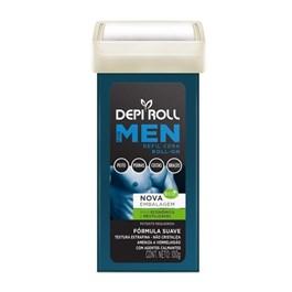 Cera Refil Roll On Depi Roll 100 gr For Men
