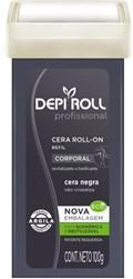 Cera Refil Roll On Depi Roll 100 gr Negra