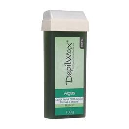 Cera Refil Roll On Depilwax 100 gr Algas