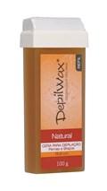 Cera Refil Roll On Depilwax 100 gr Natural
