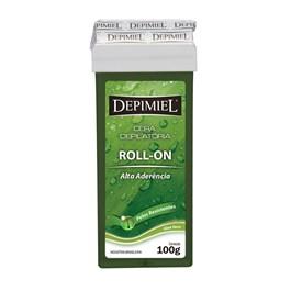 Cera Refil Roll On Depimiel 100 gr Alta Aderência
