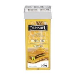 Cera Refil Roll On Depimiel 100 gr Clássica