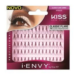 Cilios Individuais Kiss New York Classic Flare Combo KPE03S