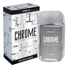 Colônia Fiorucci Chrome Masculino 100 ml