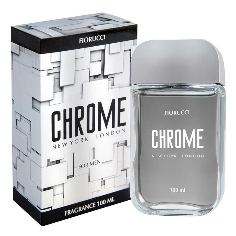 Colonia Fiorucci Chrome Masculino 100 ml