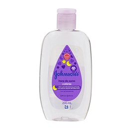 Colônia Infantil Johnson's Baby Hora do Sono 200ml