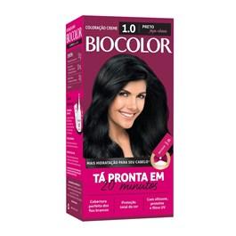 Colorac?o Biocolor Mini Kit Preto Fundamental 1.0
