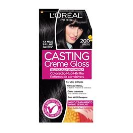 Colorac?o Casting Creme Gloss 200 Preto