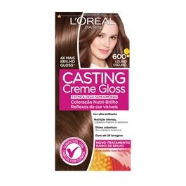 Colorac?o Casting Creme Gloss 600 Louro Escuro