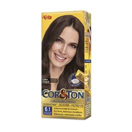 Colorac?o Cor & Ton 6.1 Louro Escuro Acinzentado