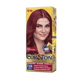 Colorac?o Cor & Ton 7.66 Vermelho Intenso