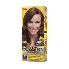 Colorac?o Cor & Ton 7.7 Marrom Dourado