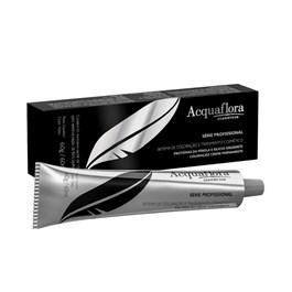 Coloração Acquaflora Série Profissional 60 gr Louro Escuro Marrom Acizentado 6.71
