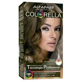 Coloração Alfaparf Colorella Louro Escuro 6.0