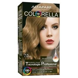 Coloração Alfaparf Colorella Louro Medio 7.0