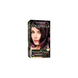 Coloracão Alfaparf Colorella Vermelho Medio Marsala 7.52