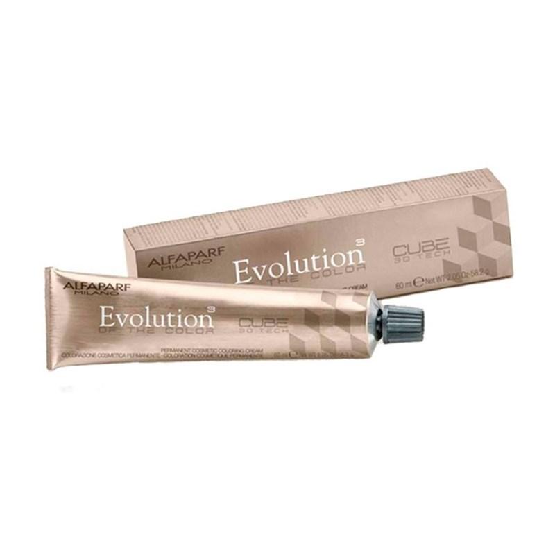 Coloração Alfaparf Evolution 60 ml Louro Médio Cobre 7.4