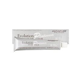 Coloração Alfaparf Evolution Platinum 60 ml Louro Platina Cinza Intenso 11.11