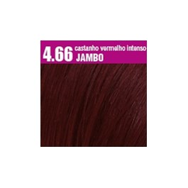 Coloração Alta Moda é... Colore 150 gr Castanho Vermelho Intenso 4.66 Jambo