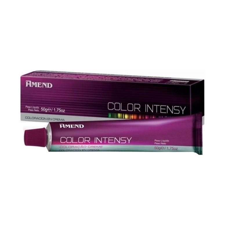 Coloração Amend  Color Intensy 50 gr Castanho Escuro Vermelho Intenso (Framboesa) 33.66