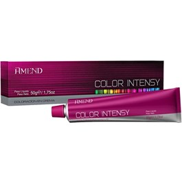 Coloração Amend Color Intensy 50 gr Louro Médio Marron 7.7