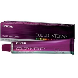 Coloração Amend Color  Intensy 50 gr Louro Ultraclaro Pérola 989