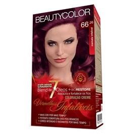 Coloração Beauty Color 66.26 Marsala Infalível
