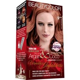 Coloração Beauty Color 9.434 Ruivo Nude Poderoso