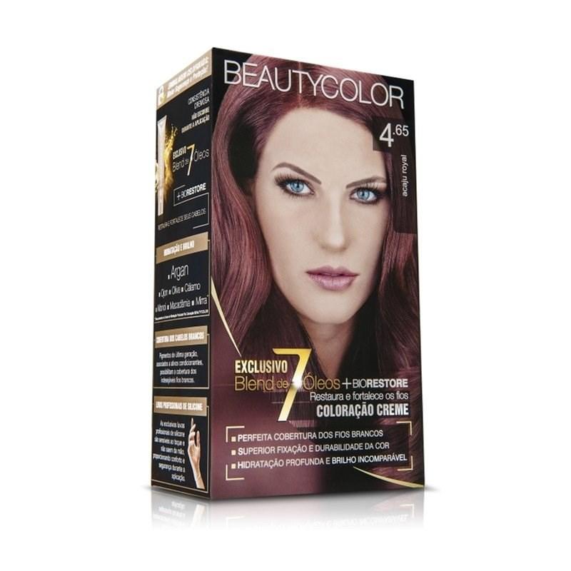 Coloração Beauty Color Acaju Royal 4.65
