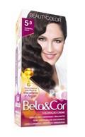 Coloração Beauty Color Bela&Cor Castanho Claro 5.0