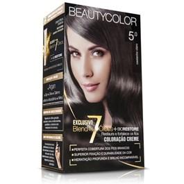 Coloração Beauty Color Castanho Claro 5.0