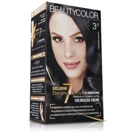Coloração Beauty Color Castanho Escuro 3.0