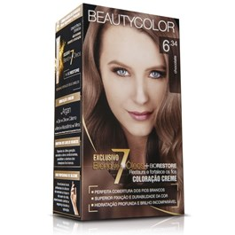 Coloração Beauty Color Chocolate 6.34