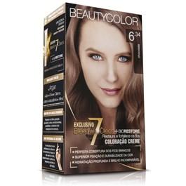 Coloração Beauty Color Chocolate 6.34